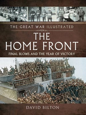 cover image of The Great War Illustrated--The Home Front